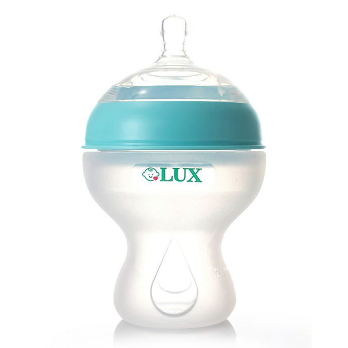 Alternate image 1 for LUX Big Boob 9 oz. Baby Bottle
