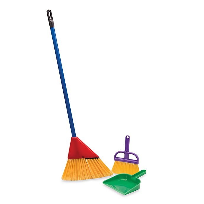 Alternate image 1 for Little Helper™ 3-Piece Broom Set