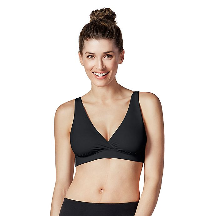 Alternate image 1 for Bravado Designs Ballet Nursing Bra in Black