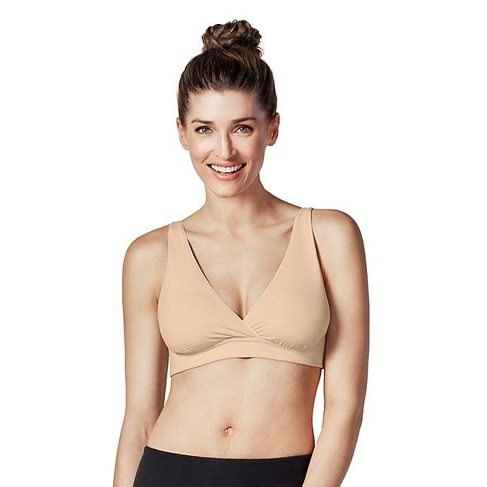 Alternate image 1 for Bravado Designs Ballet Extra Large Nursing Bra in Nude