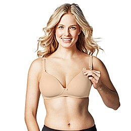 Bravado Designs Size 32B Buttercup Nursing Bra in Nude