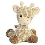 Aurora® Loppy Giraffe Musical Plush Toy