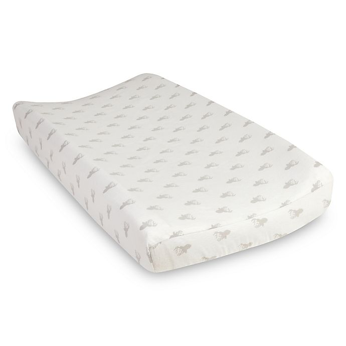 Carter/'s Baby Changing Pad Cover One Size Safari Print