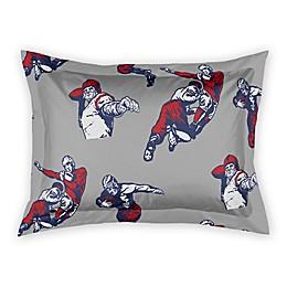 Designs Direct Football Player Standard Pillow Sham