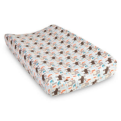 Trend Lab® Scandi Forest Flannel Changing Pad Cover
