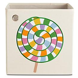 kaikai & ash Lollipop Kid's Storage Bin