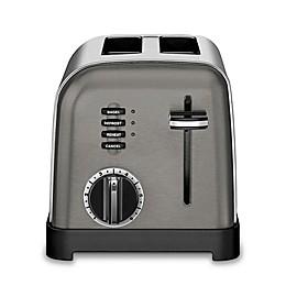 Cuisinart® 2-Slice Stainless Steel Toaster