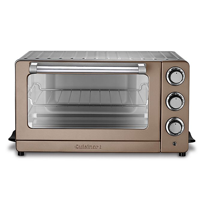 fcce03e6f9d Cuisinart® Stainless Steel 6-Slice Convection Toaster Oven Broiler ...