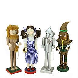 Northlight 4-Piece Wizard of Oz Nutcracker Set