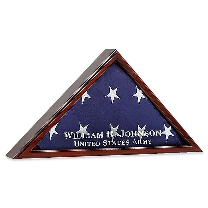 Alternate image 1 for American Hero Flag Case
