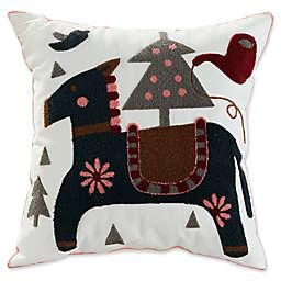 Elight Home Colt Square Throw Pillow