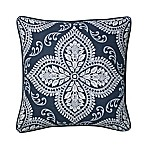 Cardiff 2-Pack Square Indoor Throw Pillow in Navy