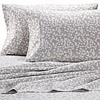 Heartland® HomeGrown™ Vine 400-Thread-Count California King Sheet Set in Grey
