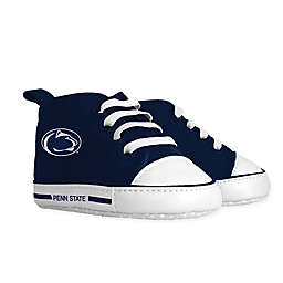 Baby Fanatic Size 0-6M NCAA Penn State High Top Pre-Walkers in Blue/White