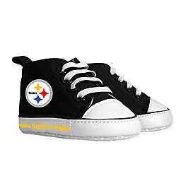 Baby Fanatic Size 0-6M  NFL High Top Pre-Walkers