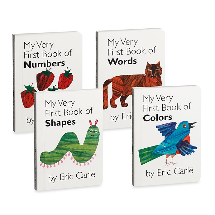 Alternate image 1 for My Very First Books by Eric Carle