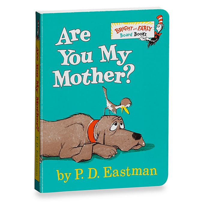 Alternate image 1 for Dr. Seuss' Are You My Mother? Board Book