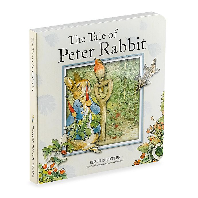 Alternate image 1 for The Tale of Peter Rabbit Board Book