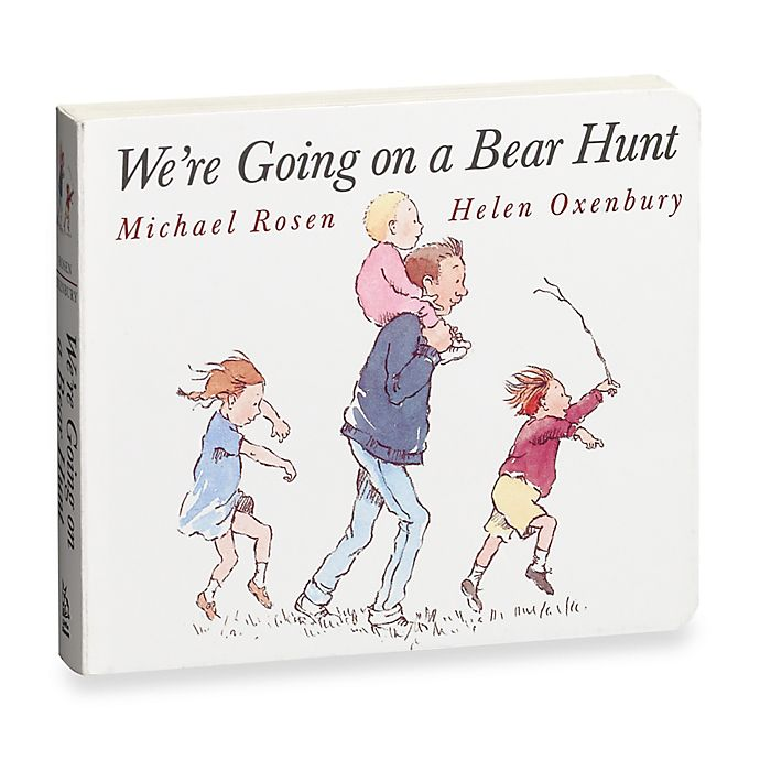 Alternate image 1 for We're Going on a Bear Hunt Board Book