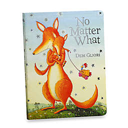 No Matter What Board Book