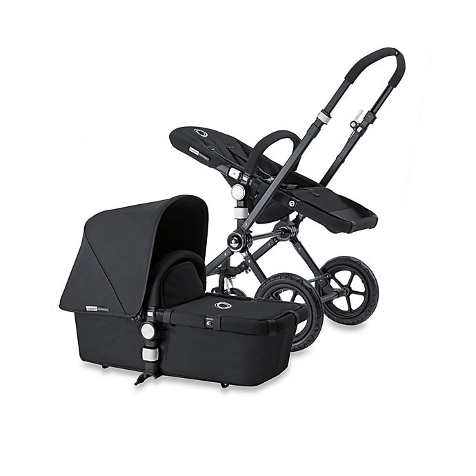 Bugaboo Cameleon Complete Stroller - All Black Special ...