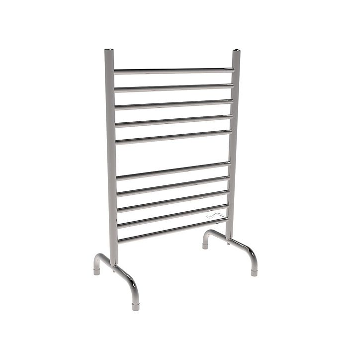 Amba Radiant Freestanding Plug-In Towel Warmer with Ten Bars