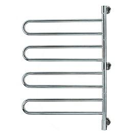 Amba Swivel Wall Mount Plug-In Towel Warmer with 8 Bars