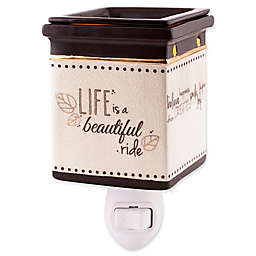 AmbiEscents™ Joy Mini Scented Wax Warmer