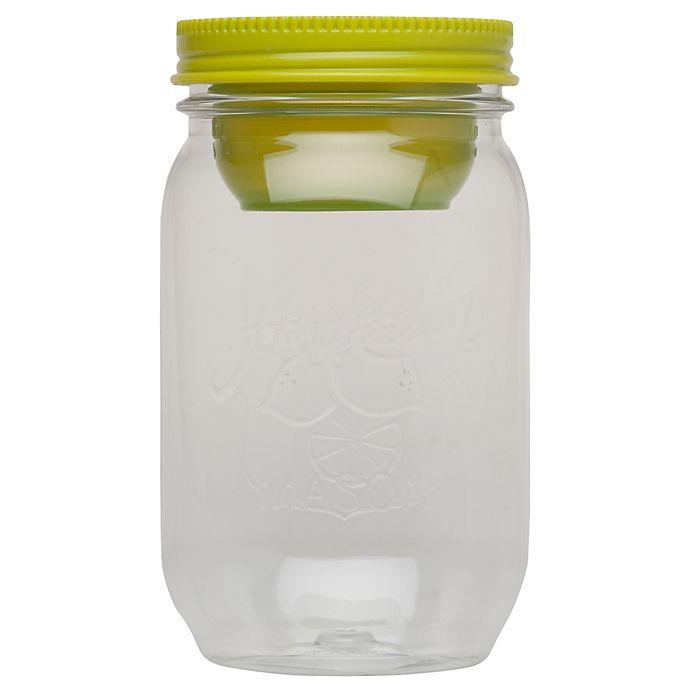 Alternate image 1 for Aladdin 34 oz. Classic Mason Salad Jar with Lid