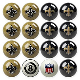 NFL Home vs. Away Billiard Ball Set Collection