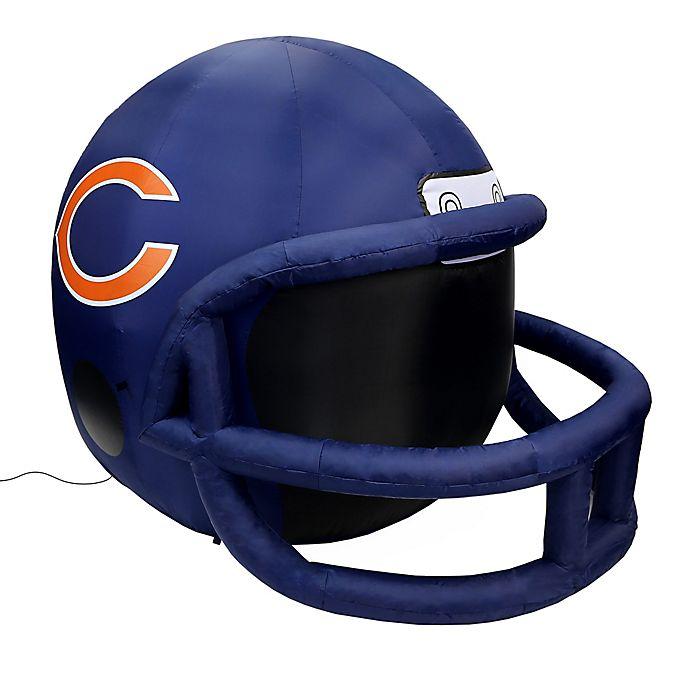 25fba528b97 NFL Chicago Bears Inflatable Lawn Helmet   Bed Bath & Beyond