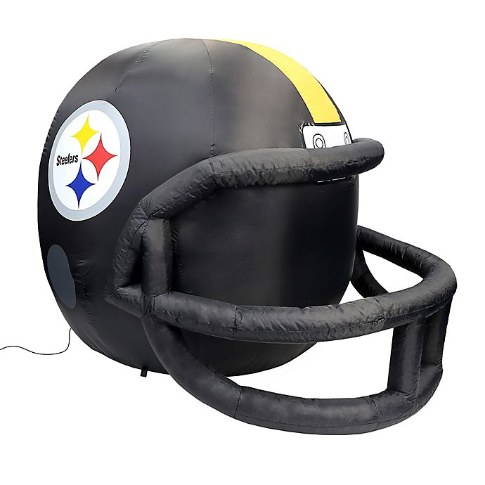 a80e69b2160 NFL Pittsburgh Steelers Inflatable Lawn Helmet