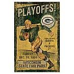 NFL Vintage Wall Art