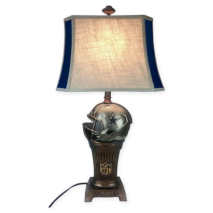 Nfl Dallas Cowboys Trophy Lamp Bed, Dallas Cowboys Lamps