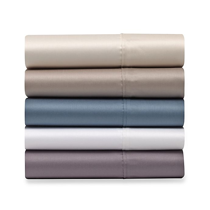 Alternate image 1 for Heartland® Homegrown™ 500-Thread-Count Cotton Wrinkle-Resistant Sheet Collection