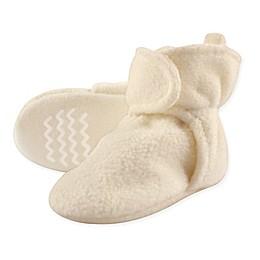 Hudson Baby® Fleece Scooties Sock in Cream