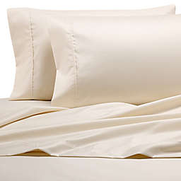 Heartland® Homegrown™ 500-Thread-Count Cotton Wrinkle-Resistant Twin Sheet Set in Ivory
