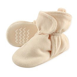 Hudson Baby® Sherpa Lined Scooties with Non-Skid Bottoms in Cream