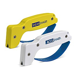 AccuSharp® Knife/Tool and ShearSharp® Scissor Sharpener Combo Pack