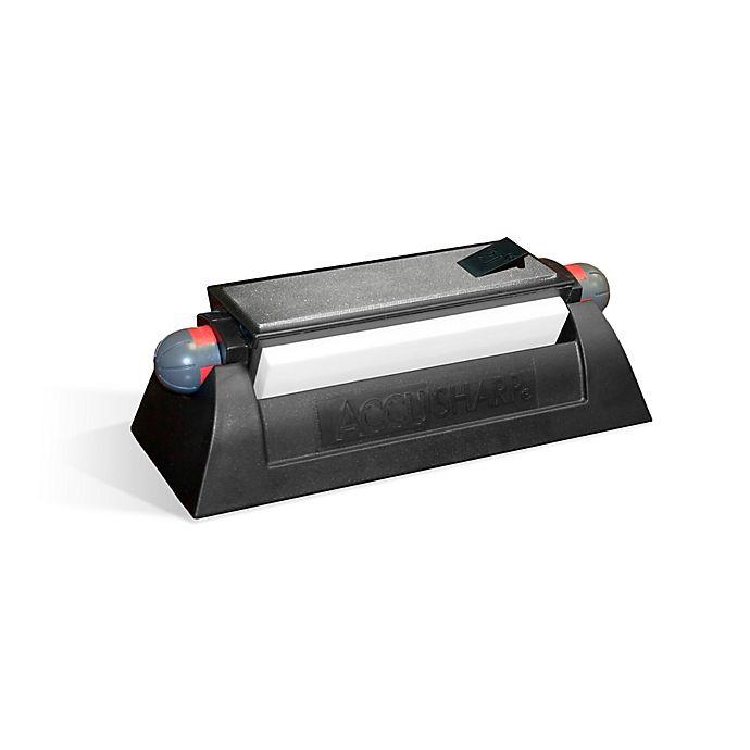 Alternate image 1 for AccuSharp® Tri-Stone Deluxe Sharpener