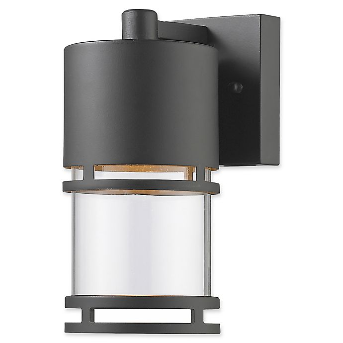 Alternate image 1 for Filament Design Small Wall-Mount Outdoor Lantern in Oil Rubbed Bronze