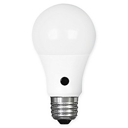 Feit Electric 60-Watt Equivalent Dawn to Dusk Sensor LED Light Bulb
