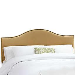Skyline Furniture Tara Twin Headboard in Honey