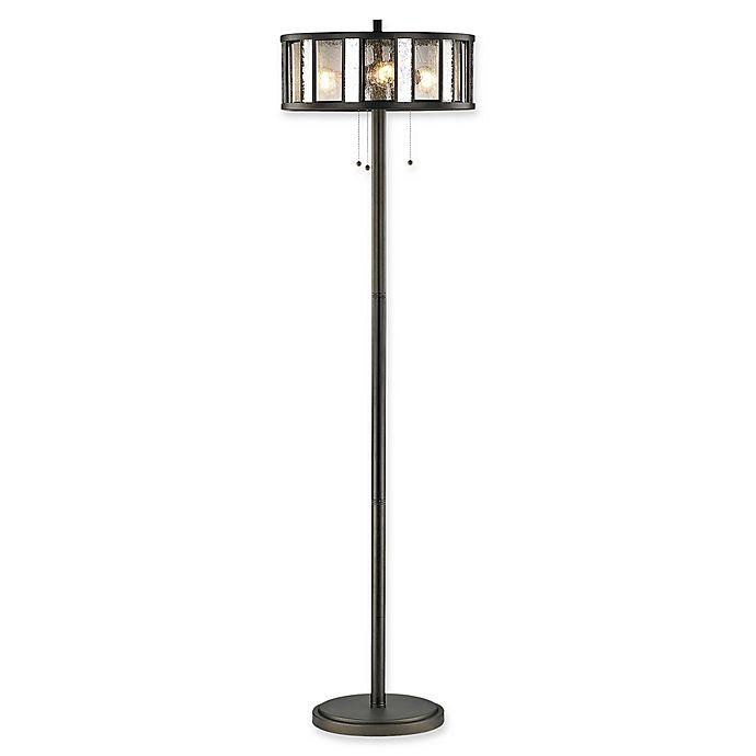 Alternate image 1 for Filament Design Noel 3-Light Floor Lamp in Bronze