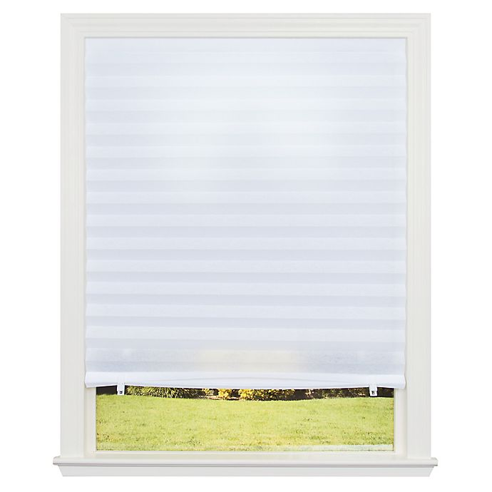 Alternate image 1 for Redi Shade Light Filtering Cordless Fabric Window Shade