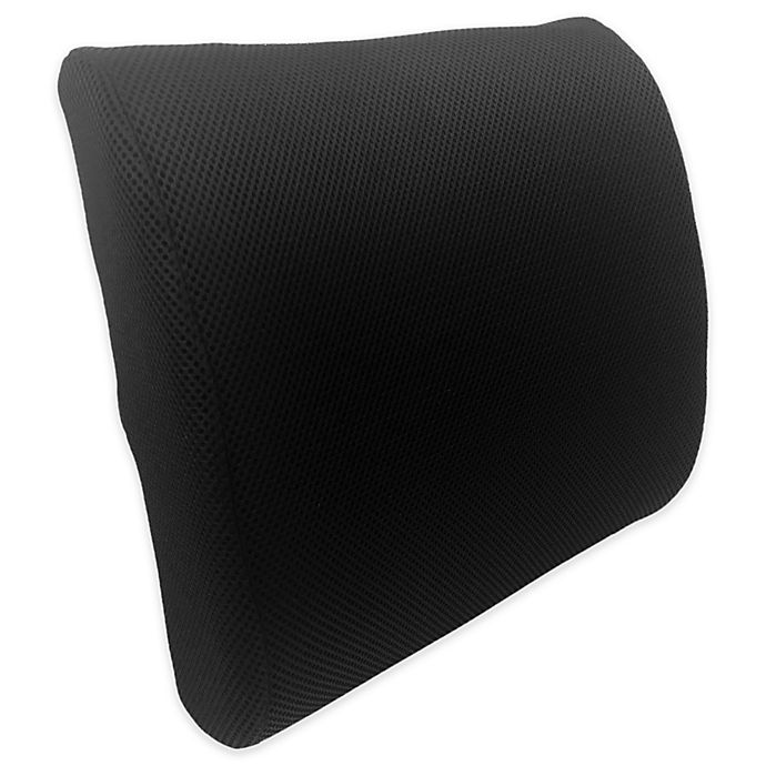 Peachy Worlds Best Memory Foam Lumbar Support Cushion Bed Bath Inzonedesignstudio Interior Chair Design Inzonedesignstudiocom