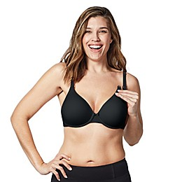 Bravado Designs Belle Underwire Nursing Bra in Black