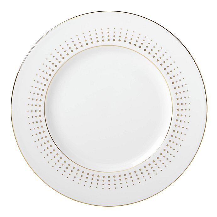 Alternate image 1 for Lenox® Golden Waterfall Accent Plate