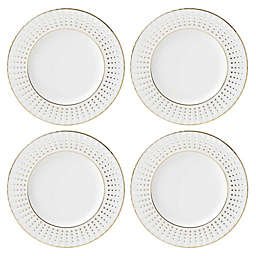 Lenox® Golden Waterfall Tidbit Plates (Set of 4)