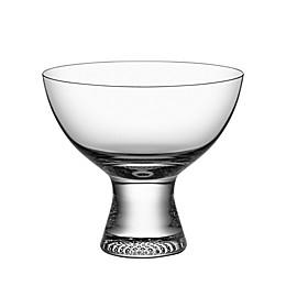 Kosta Boda Limelight Footed Bowl